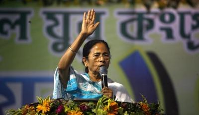 भाजपा कुछ विधायकों को खरीद सकती है, तृणमूल कांग्रेस को नहीं : ममता