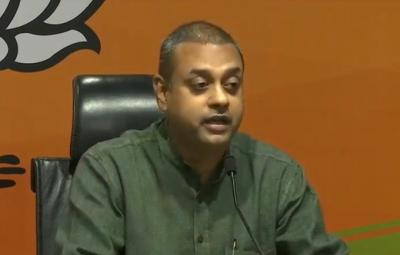 भाजपा ने कांग्रेस को बताया पनौती, कहा- उसका तो खुद का टेंट उड़ गया है