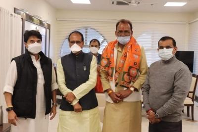 मप्र में कांग्रेस के दो पूर्व विधायक भाजपा में शामिल