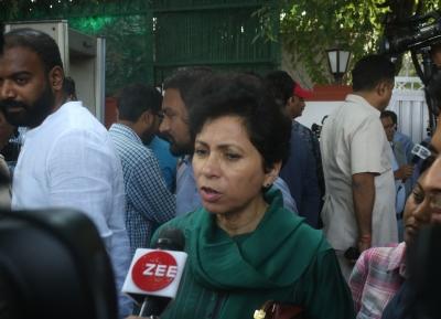 पार्टी में कोई असंतोष नहीं : हरियाणा कांग्रेस प्रमुख