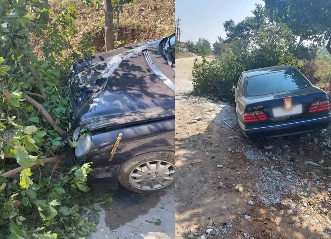 हैदराबाद में हिमाचल प्रदेश के राज्यपाल का कार दुर्घटनाग्रस्त! 14