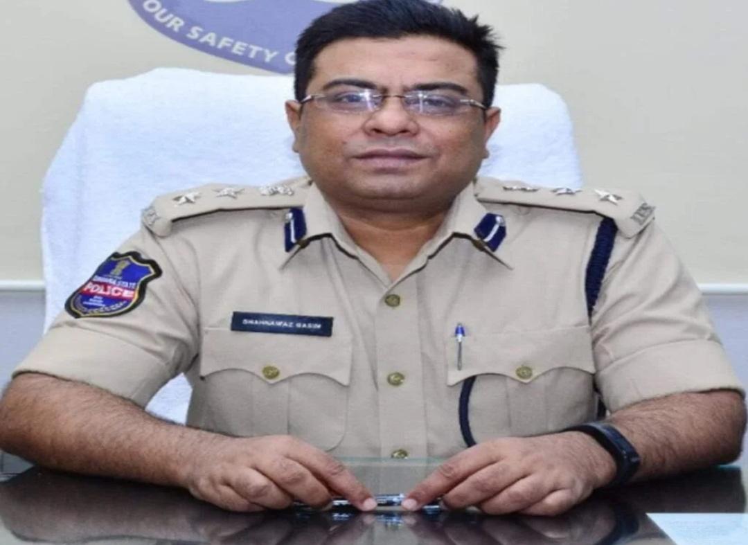 आईपीएस अधिकारी शाहनवाज कासीम को तेलंगाना वक्फ़ बोर्ड ने सीईओ नियुक्त किया! 6