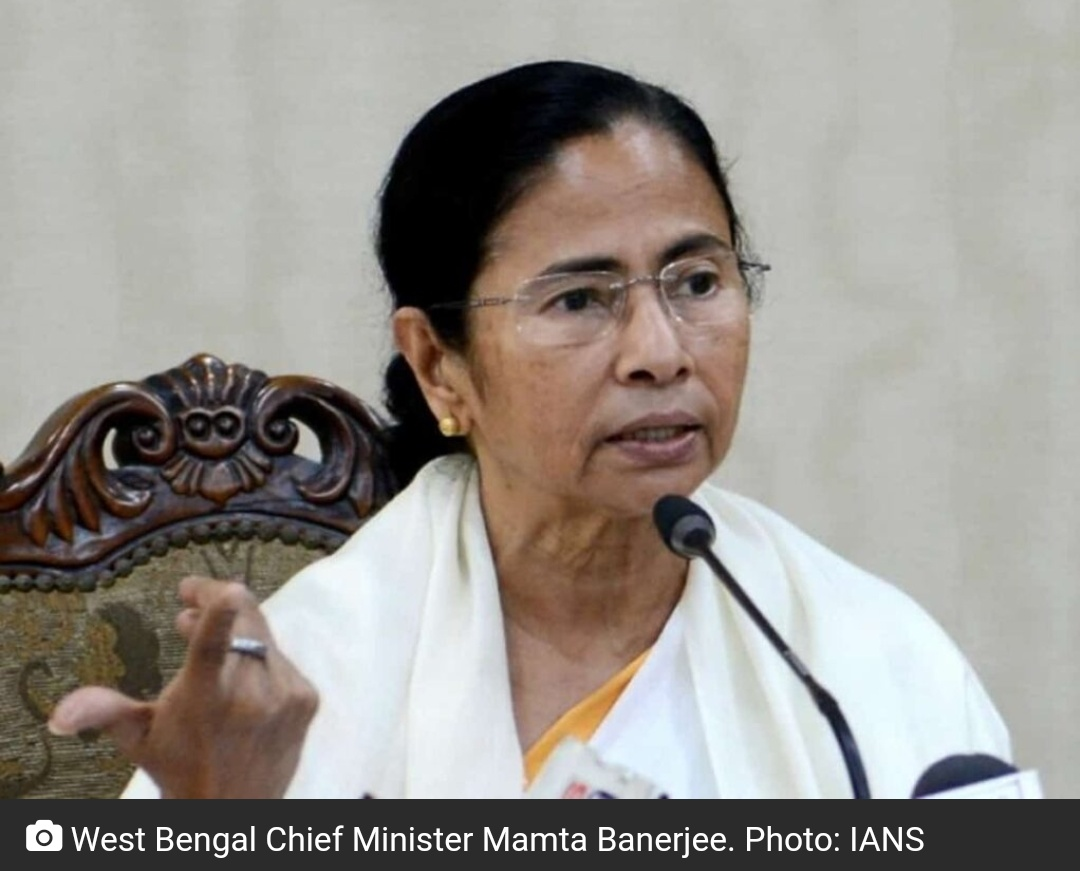 मुस्लिम वोटों को विभाजित करने के लिए बीजेपी AIMIM के लिए करोड़ों खर्च कर रही BJP: ममता 3