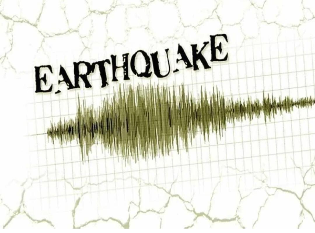 दिल्ली में भूकंप के झटके, तीव्रता 2.3 8
