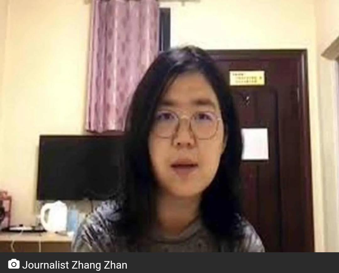 कोविड-19 पर रिपोर्टिंग करने वाली पत्रकार को चीन में चार साल की सज़ा! 20