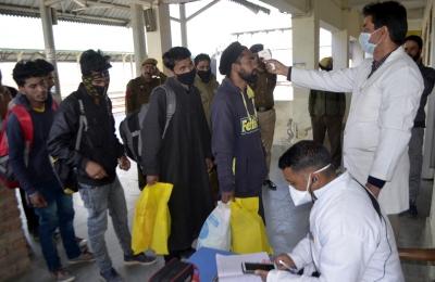 जम्मू-कश्मीर में कोरोना के 256 नए मामले