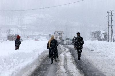 जम्मू-कश्मीर, लद्दाख में 4 दिनों बाद मौसम में हुआ सुधार