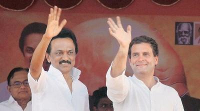 तमिलनाडु में द्रमुक, कांग्रेस बनाएगी सरकार, एआईएडीएमके, भाजपा को मिलेगी करारी हार : सर्वे