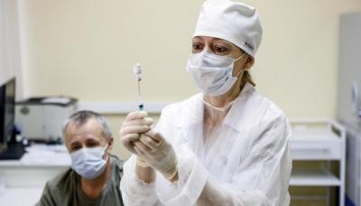 रूस में सामने आए कोविड-19 के 23,351 नए मामले