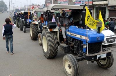 दिल्ली में किसानों की ट्रैक्टर रैली का स्वागत करेगी कांग्रेस