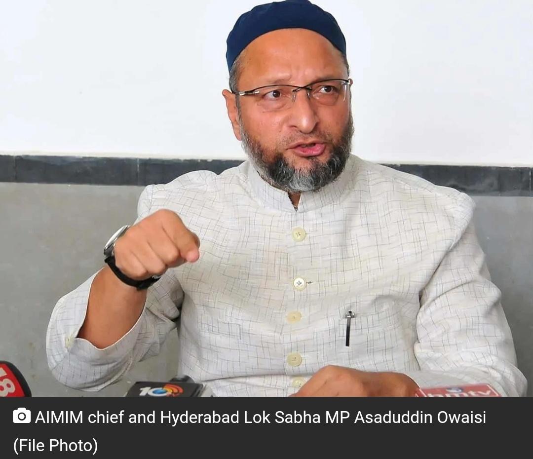 भारतीय मुसलमानों के लिए एक रक्षक के रूप में ओवैसी को हटाने की समस्या! 1