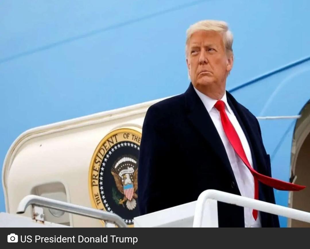 महाभियोग का दो बार सामना करने वाले अमेरिका के पहले राष्ट्रपति बने ट्रम्प! 13