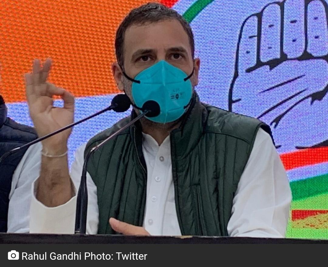 कृषि कानूनों को लेकर राहुल गांधी ने सरकार पर एक बार फिर बोला हमला! 10