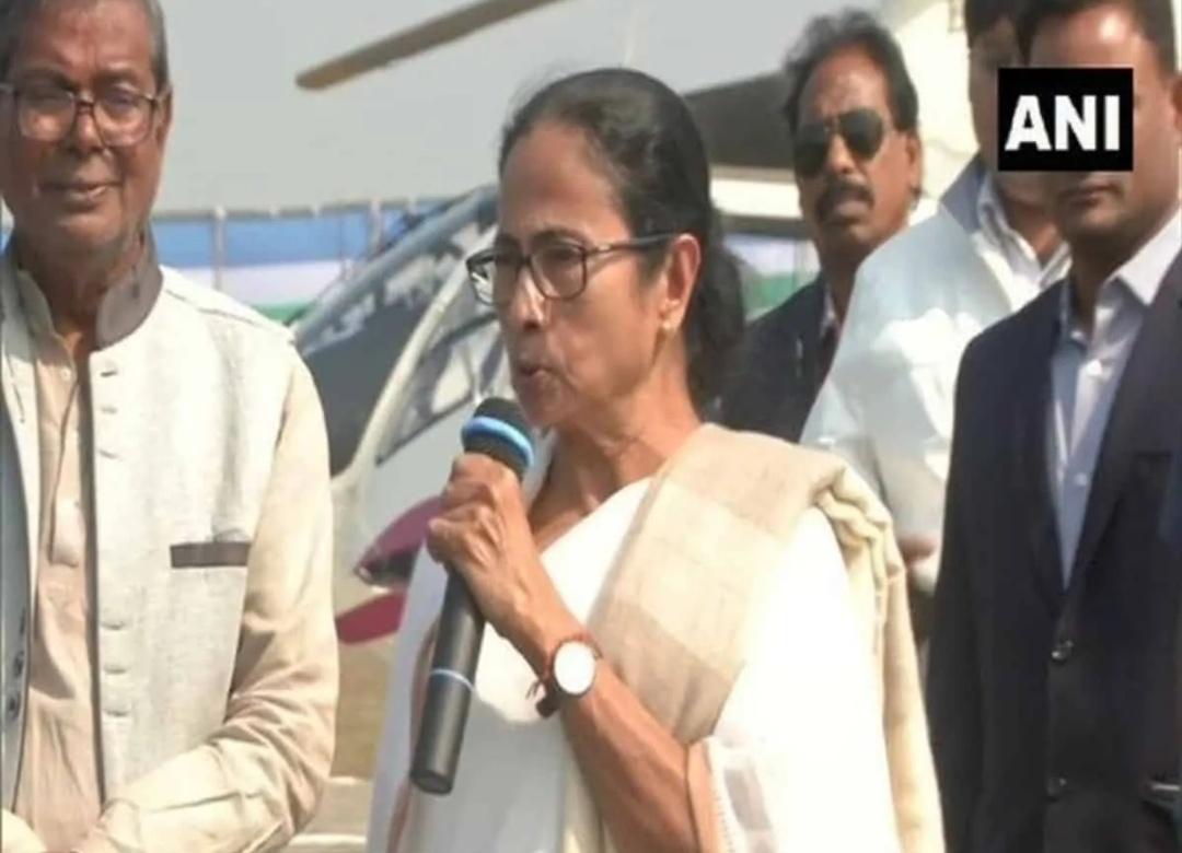 उत्तर प्रदेश के मंत्री ने पश्चिम बंगाल सीएम ममता बनर्जी को इस्लामिक आतंकवादी बताया! 18