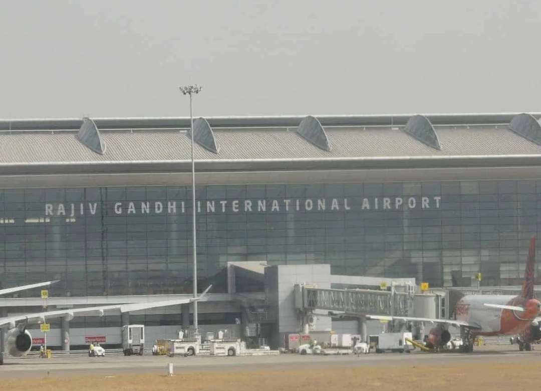 हैदराबाद हवाई अड्डे पर पुनर्निर्मित प्लाजा प्रीमियम लॉंज खोला गया! 12