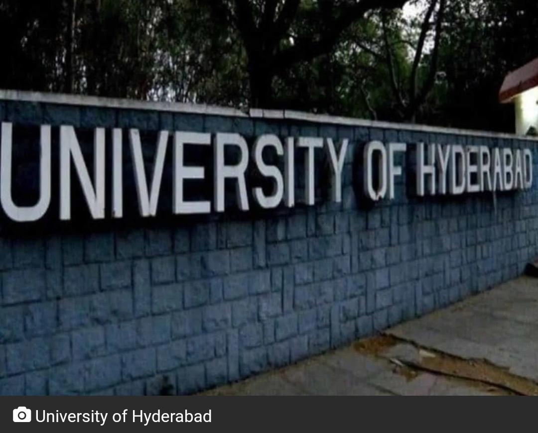 हैदराबाद विश्वविद्यालय के 348 छात्रों को कैंपस प्लेसमेंट के माध्यम से नौकरी के प्रस्ताव मिले! 7