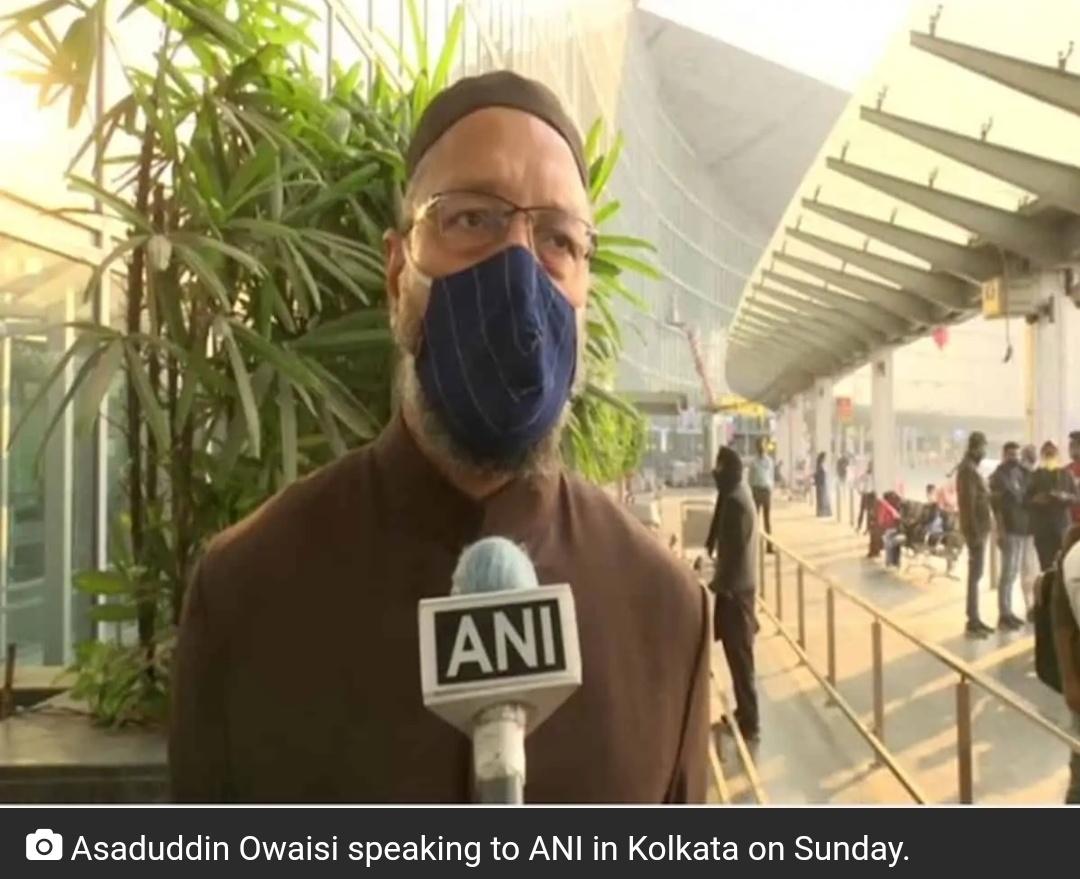 गुजरात में ओवैसी ने किया रैली! 8