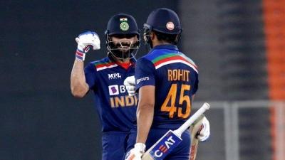 अहमदाबाद टी20 : भारत ने इंग्लैंड को 36 रन से हराया, 3-2 से जीती सीरीज