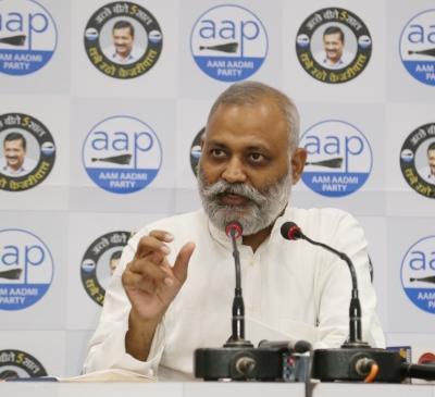 अदालत ने माफी मांगने पर सोमनाथ भारती के खिलाफ मानहानि का केस बंद किया