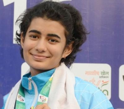 शूटिंग वर्ल्ड कप : यशस्विनी ने जीता भारत के लिए पहला स्वर्ण 1