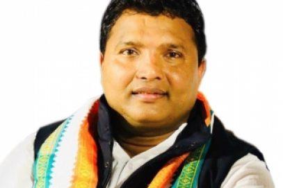 युवा कांग्रेस प्रमुख ने महामारी के बीच लोगों की मदद कर मिसाल पेश की
