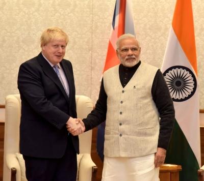कोरोना के कारण बोरिस जॉनसन का भारत दौरा रद्द, वर्चुअल बैठक में लेंगे हिस्सा (लीड-1)