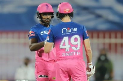 आईपीएल 14 : राजस्थान का टॉस जीतकर गेंदबाजी का फैसला