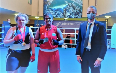 यूथ मुक्केबाजी : छठे दिन भारत के 4 पदक पक्के