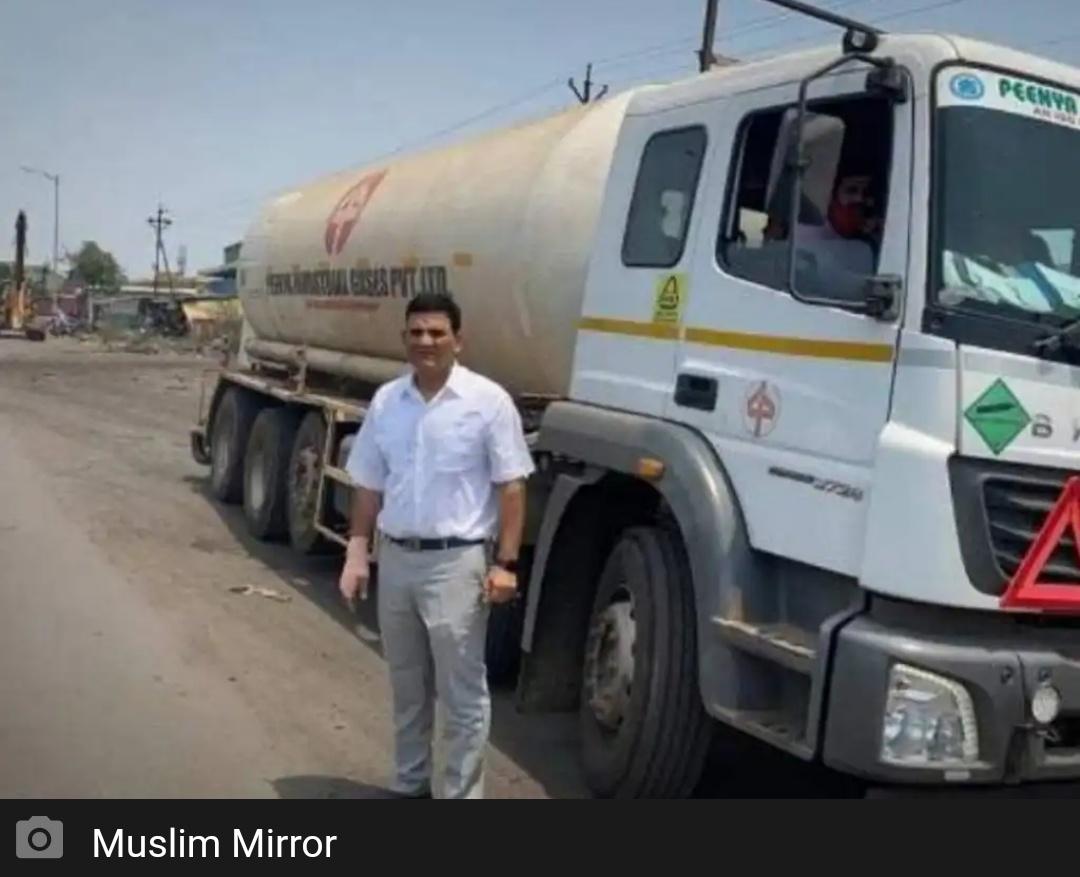 प्यारे खान ने नागपुर मेडिकल कॉलेज को 1 करोड़ रुपये की ऑक्सीजन दान में दी! 13
