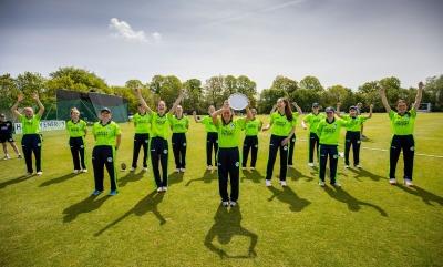 महिला क्रिकेट : आयरलैंड ने स्कॉटलैंड को चौथे टी20 में हराकर 3-1 से जीती सीरीज