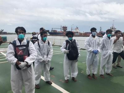 वितरीत परिस्थितियों में बचाव अभियान के मोर्चे पर खरी उतरी भारतीय नौसेना