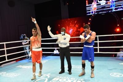 एशिया मुक्केबाजी : विकास और वरिंदर सेमीफाइनल में, भारत ने 15 पदक पक्के किए