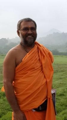 तपस्यानंद सन्यासी महासभा के चीफ वैदिक आचार्य बनने वाले पहले दक्षिण भारतीय