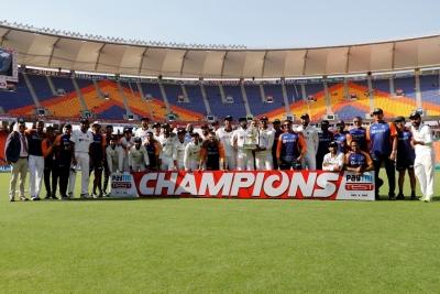 डब्ल्यूटीसी फाइनल और इंग्लैंड दौरे के लिए भारतीय टीम घोषित (लीड-1) 1