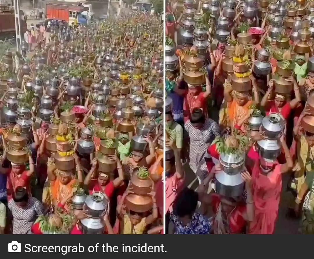गुजरात: महिलाओं की वायरस के लिए धार्मिक जुलूस, 23 गिरफ्तार! 18