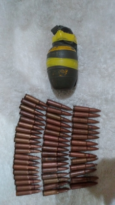 जम्मू-कश्मीर पुलिस ने आतंकी सहयोगी को गिरफ्तार किया, आपत्तिजनक चीजें बरामद