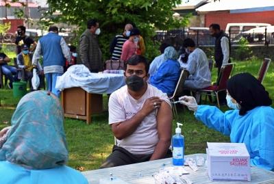 जम्मू-कश्मीर में कोरोना के 1,117 नए मामले, 25 लोगों की मौत