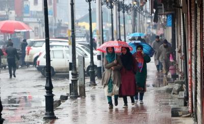 जम्मू-कश्मीर, लद्दाख में सामान्य से पहले आया मानसून