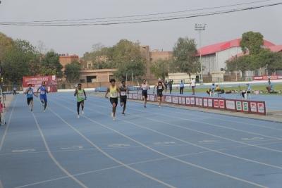भारत की अंतर-राज्यीय चैंपियनशिप में भाग लेने के लिए विदेशी एथलीटों को निमंत्रण