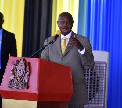 युगांडा में कोविड नेशनल प्रेयर के लिए सार्वजनिक अवकाश