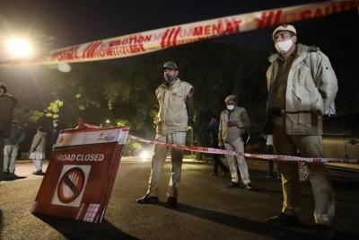इजराइल दूतावास विस्फोट मामले में स्पेशल सेल ने 4 कश्मीरी छात्रों को किया गिरफ्तार