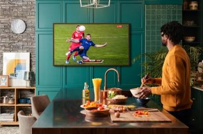 सैमसंग ने द फ्रेम टीवी के नवीनतम संस्करण का अनावरण किया