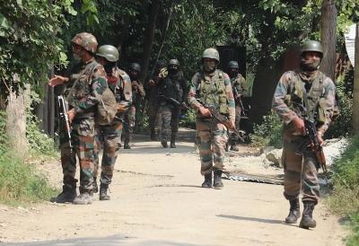 जम्मू-कश्मीर के त्राल में हुए विस्फोट में 7 घायल
