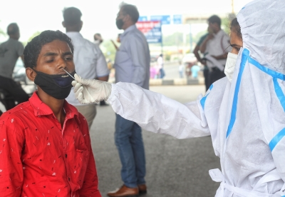 आंध्र प्रदेश में कोरोना से 58 मौतें, 6 हजार से अधिक नए मामले आए
