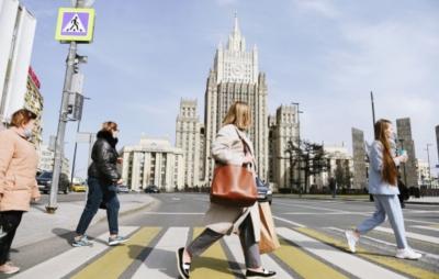रूस में कोविड के नए 8,475 मामले