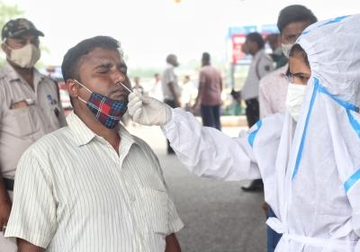 भारत में नए कोविड मामलों में 85 प्रतिशत कमी : स्वास्थ्य मंत्रालय (लीड)
