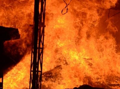रूस के अस्पताल में आग लगने से 3 की मौत
