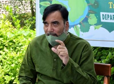 दिल्ली में 33 लाख पौधे लगाने का लक्ष्य