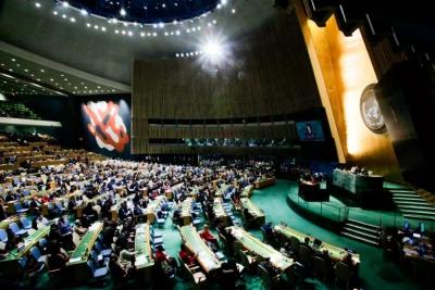 यूएन वैध सीट की बहाली के बाद चीन ने विश्व शांति और विकास के लिए दिया व्यापक योगदान