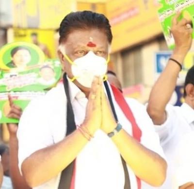 पनीरसेल्वम होंगे तमिलनाडु विधानसभा में विपक्ष के उपनेता
